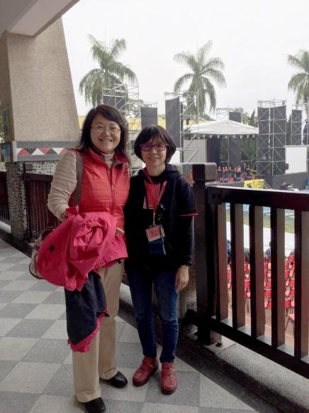 善心公益夥伴 許小姐及社團法人台灣原聲教育協會 孫藍蔚小姐