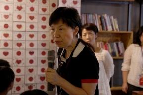 社團法人台灣原聲教育協會理事長 阿貫老師