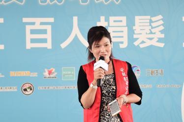 公益夥伴 台東北源社區 胡秋香小姐分享過去抗癌成功心路歷程