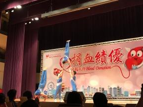 大會開場表演-台灣戲曲學院台灣特技團:力量