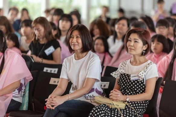 第四屆百人捐髮活動